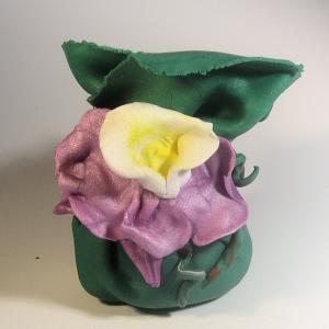 Orchid Wrap Vessel